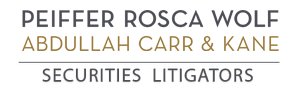 Peiffer Rosca Investment Fraud Lawyers